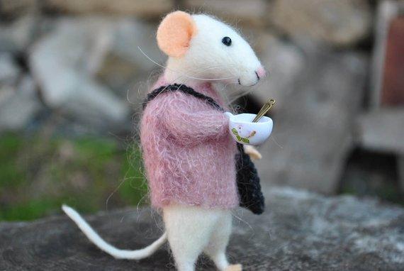 rüyada büyük fare görmek